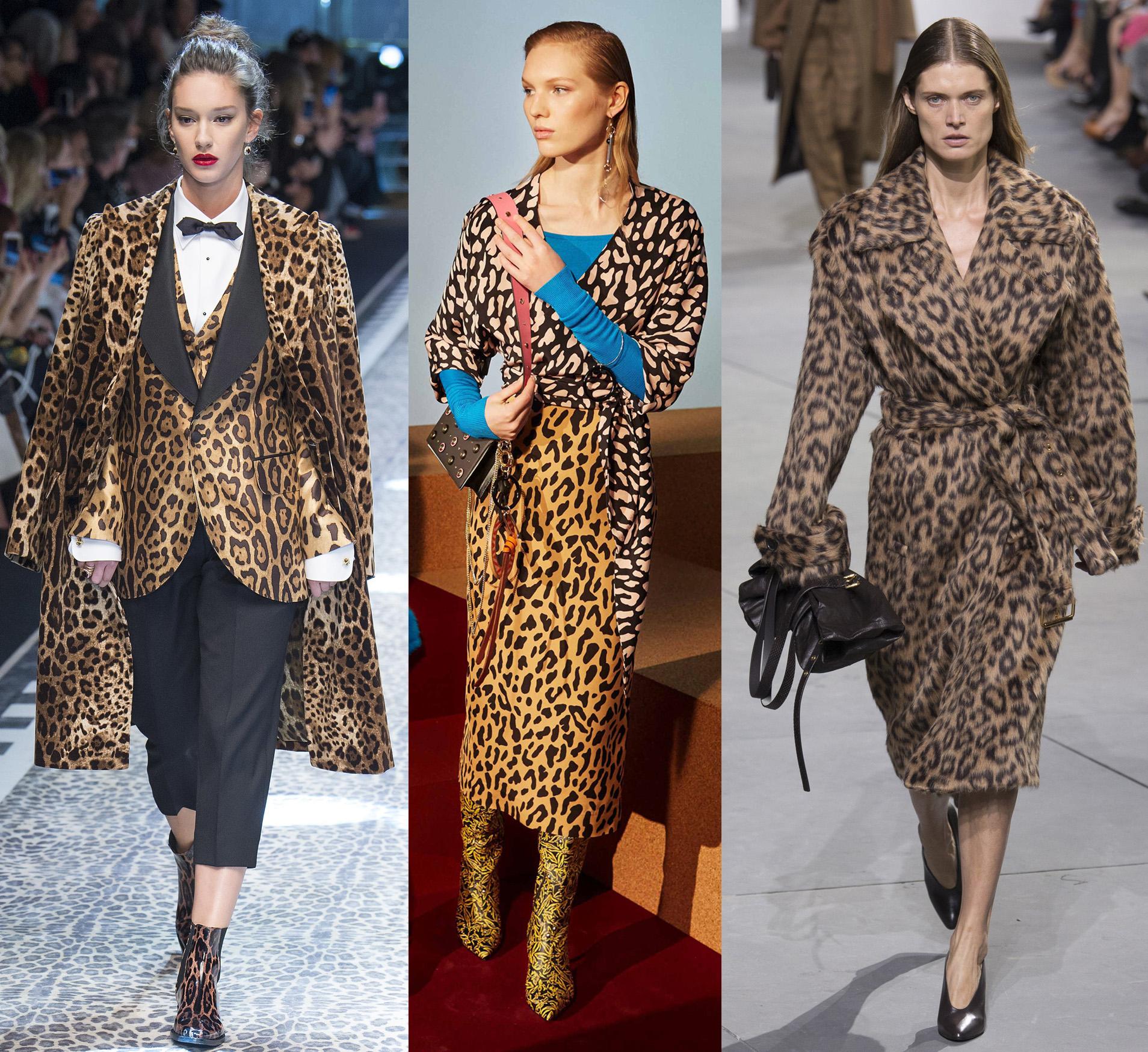 Dolce & Gabbana, Diane von Furstenberg, Michael Kors Collection