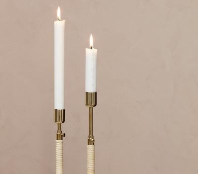 Naturalne świece w domu
