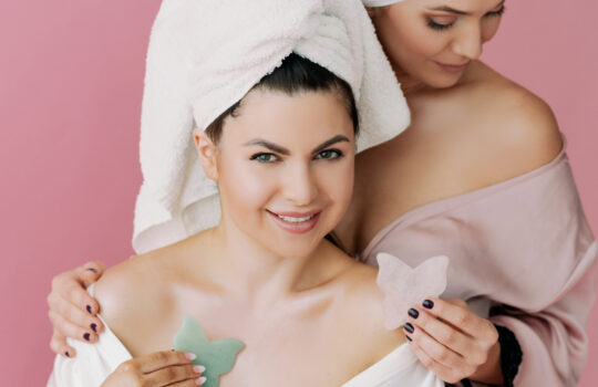 Zdrowa i wypoczęta skóra, czyli istota magicznego rytuału piękna z Crystallove
